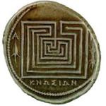 moneda minoica