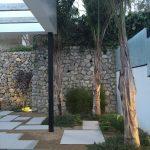 garden at the access