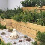 wooden gardeners