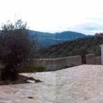 Vista del patio princial