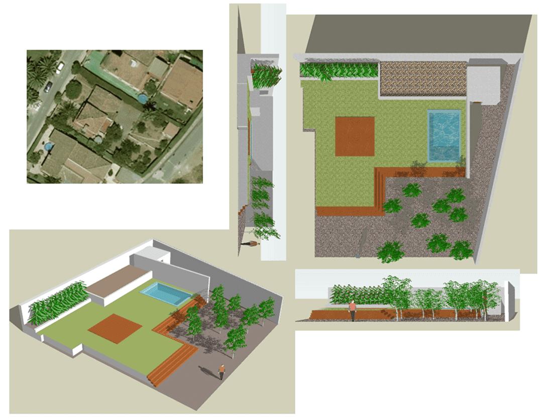 Planos Villa León
