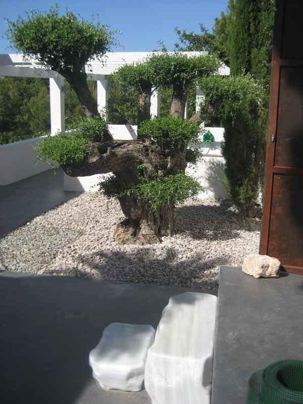 Access to housing Villa Nan