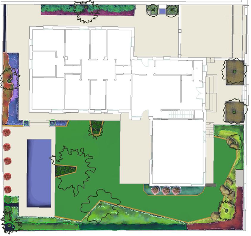 Plano Villa Bol Naipe